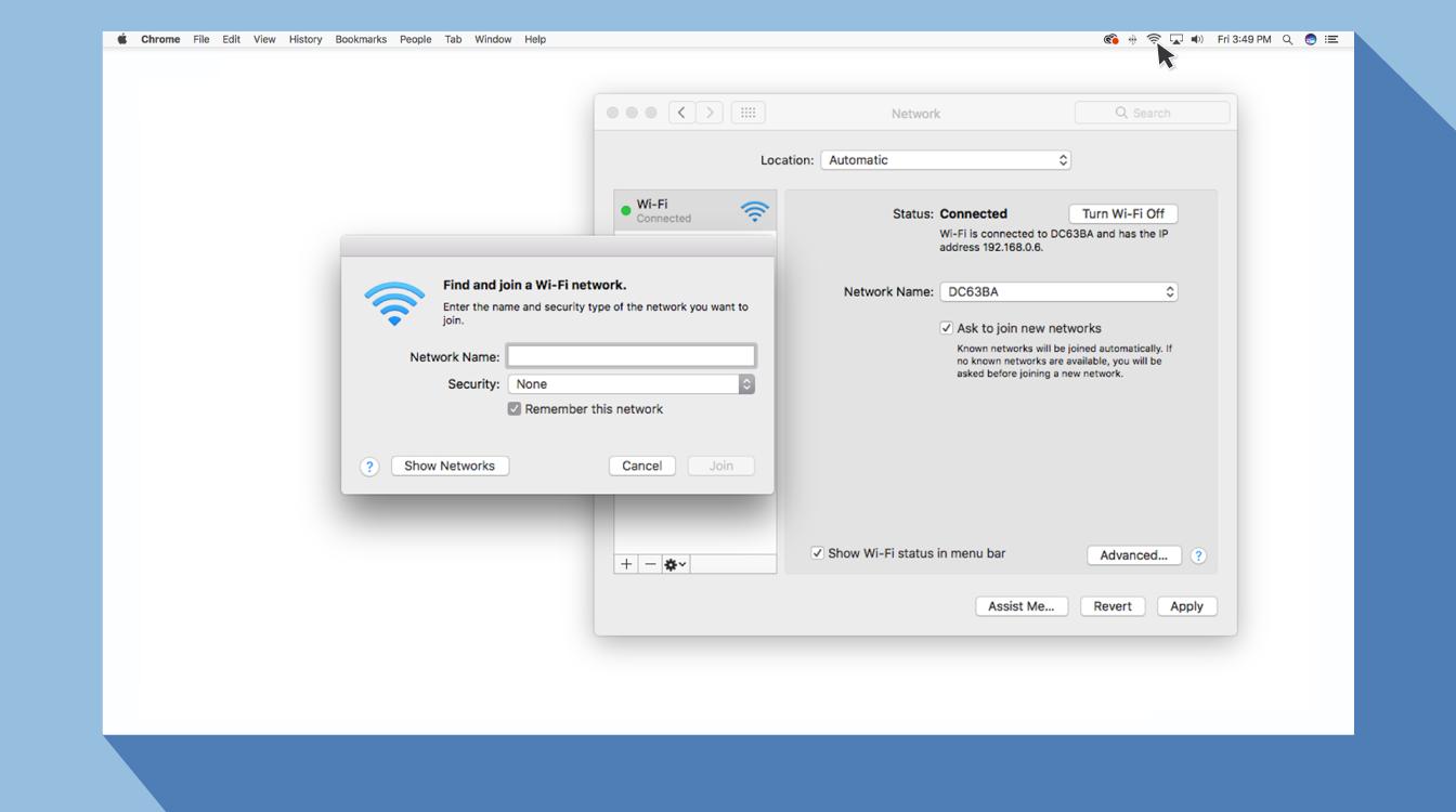 wifi-preferences